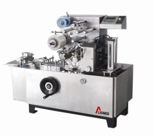 Automatic Cellophane Overwrapping Machine (DTS110A) pictures & photos