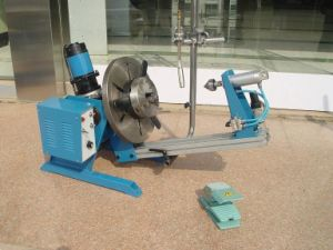 Auto Welding Positioners with Welding Torch Stand pictures & photos