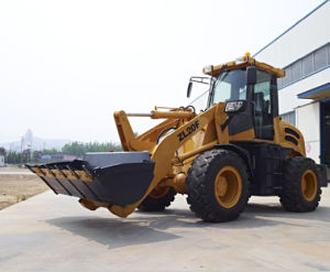 China Multi Function MP200 Mini Wheel Loader with CE pictures & photos
