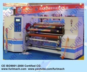 High Speed Masking Tape Rewinding Machine with Turret System (CE) pictures & photos