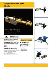 Hi-Tech Lock Cylinder (Q18)