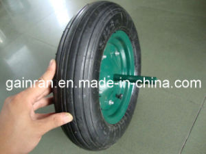 Penumatic Rubber Wheel 14 Inch