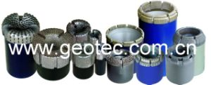Bq Nq Hq Pq Hrq Surface Set Diamond Core Bits pictures & photos