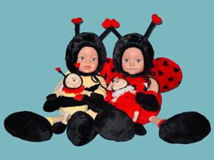 Stuffed & Plush Bee