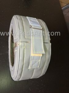High Quality Removable Flange Thermal Insulation Jacket pictures & photos