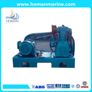 Z Type Low Pressure 1.0MPa Air Cooling Marine Air Compressor pictures & photos