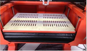 Laser Engraving Machine (XZ6040) pictures & photos