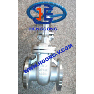 ANSI/API/DIN Wedge Flange Stainless Steel Gate Valve