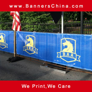 Sport Event Digital Printing Mesh Banner pictures & photos