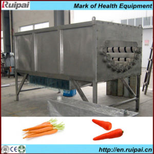 Commercial Carrots Skin Washer and Peeler Machine with CE pictures & photos