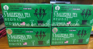 3 Ballerina Tea Dieter Drink 100% Natural Slimming Tea pictures & photos
