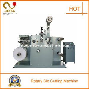 Label Sticker Rotary Die Cutting Machine pictures & photos