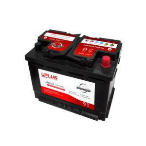 Factory Price Mf AGM Battery with Excellent Start & Stop Performance pictures & photos