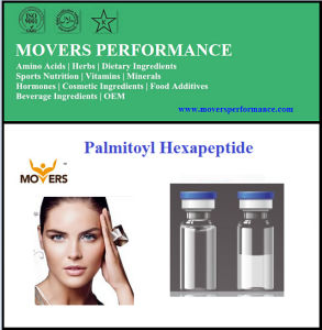 High Quality Cosmetic Peptide Palmitoyl Hexapeptide pictures & photos