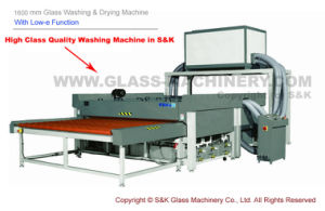 Horizontal Glass Washing & Drying Machine pictures & photos