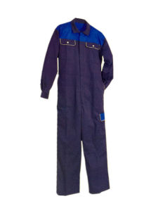 Comfortable & Durable Cotton Working Overall, Coverall (HS-O010)