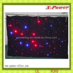 12W Flexable LED Star Curtain with DMX Control (X-027)