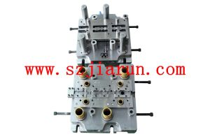 Skewed Slots Automatic Stacks Stator Rotor Core Stamping Die pictures & photos