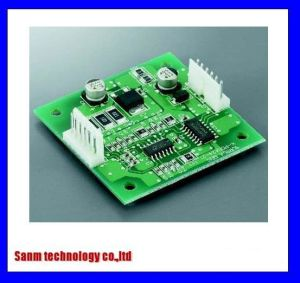 Wave Soldering Process for Single Side DIP Board PCB Assembly (MP-324) pictures & photos