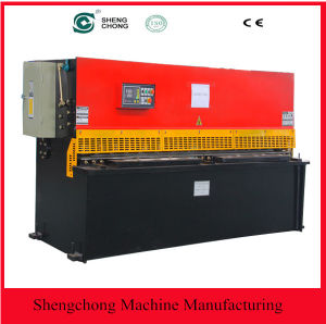 Hydraulic Shearing Machine with CE and ISO