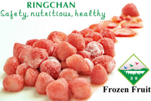 Frozen Strawberry (IQF Strawberry) Frozen Fruit IQF Fruit