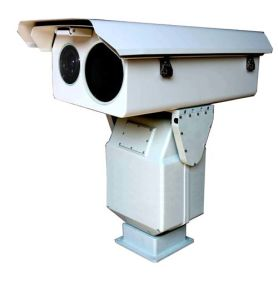 HD 1080P@30fps, IP 68 Heavy Duty Laser Assisted PTZ Camera with 5km Thermal Image with Laser and Distance Measurement pictures & photos