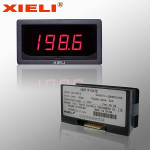 AC/DC Digital Ammeter Voltmeter