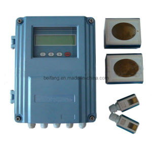 Fixed Ultrasonic Flowmeter Clamp on Sensor (UF-100F) pictures & photos