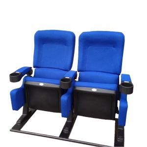 China Bass Shaking Cinema Hall Chair Film Cinema Seating (S99) pictures & photos