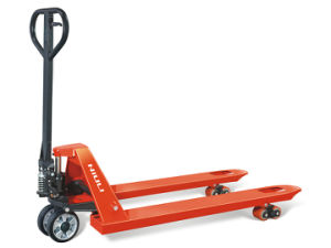 2 Ton Hand Pallet T′ruck with Good Quality Pump pictures & photos