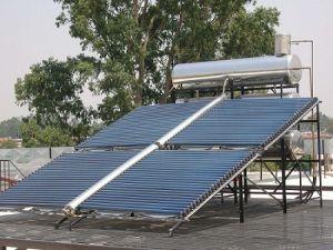 Non Pressure Solar Collector (SPCF-58 / 1800) Low Pressur Solar Keymark Mexico pictures & photos