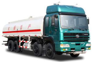 Hongyan 8X4 Oil Tanker, Fuel Tanker, Oil Truck pictures & photos