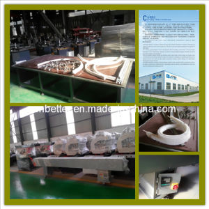 Plastic Door Window Bender Machine / PVC Window Door Making Machine pictures & photos