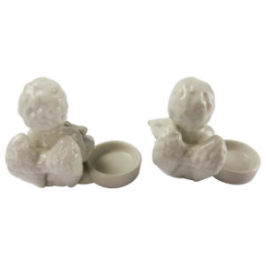 Angel Shape Candle Holder for Home Decoration pictures & photos