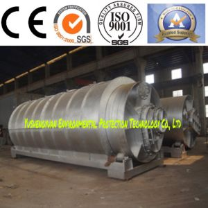 Waste Rubber Pyrolysis Plant Equipment pictures & photos