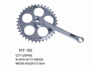 Bicycle Chainwheel Crank Bicycle Parts (PFT-702)