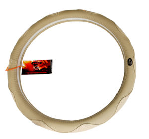 Steering Wheel Cover(Rq-1057(Beige)