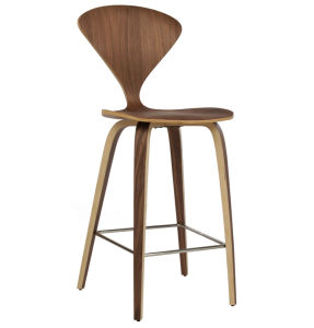 Popular Modern Norman Cherner Wood Bar Stool (A-027) pictures & photos