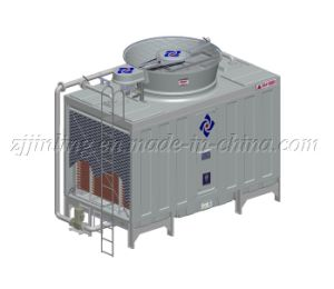 CTI Certified Cross Flow Closed Type Cooling Tower (JNC-80T) pictures & photos