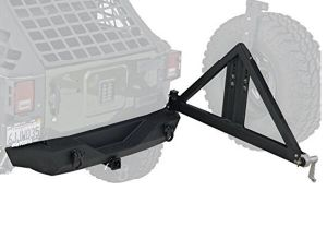 High Quality Auto Rear Bumper with Spare Tire Carrier pictures & photos