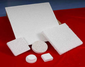 Alumina Ceramic Filter for Aluminium Casting