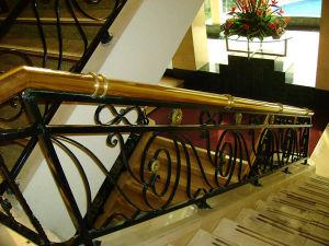 Iron Stair Handrail XJ068