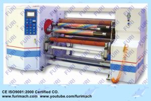 Rewinding Masking Tape, Foam Tape, Cloth Tape, Duct Tape Machine/Double Shafts Tape Rewinding Machine pictures & photos