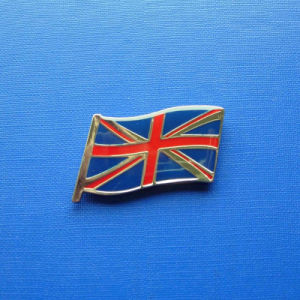 Flag Pin, Custom Organizational Epoxy-Dripping Badge (GZHY-LP-021) pictures & photos