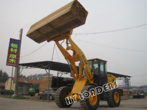 Multi-Function Wheel Loader with Pallet Fork (ZL30) pictures & photos