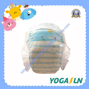 Super Breathable Baby Diaper with Factory Price