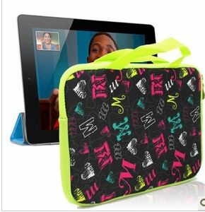 Neoprene Laptop Tablet PC Bag for iPad pictures & photos