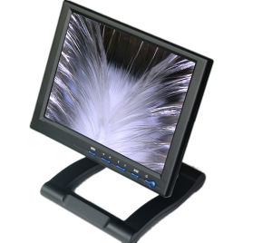 Touch 10.4 Inch VGA, DVI, AV, HDMI LCD Monitor pictures & photos