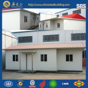 Prefabricated House/Light Steel Prefab House (pH-14309) pictures & photos