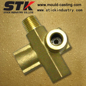 Brass Forging Part with CNC Machining (STK-BF-0417) pictures & photos